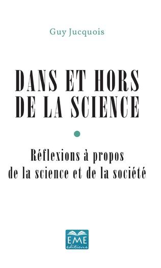 Couverture Dans et hors de la Science