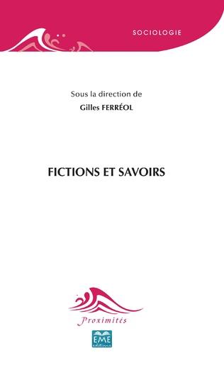 Couverture Fictions et savoirs