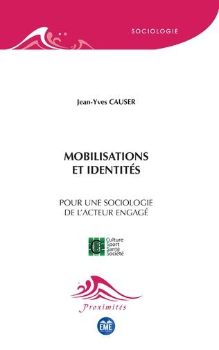 Couverture Mobilisations et identités