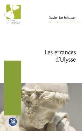 Couverture Les errances d'Ulysse