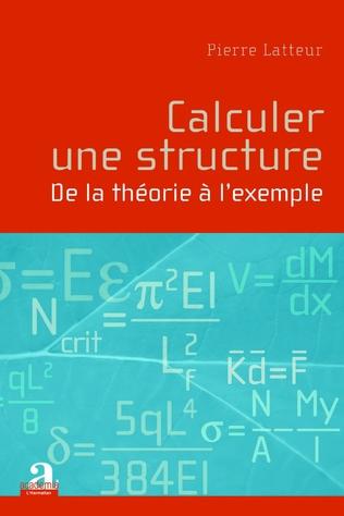 Couverture Calculer une structure