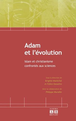 Couverture ADAM ET L'EVOLUTION