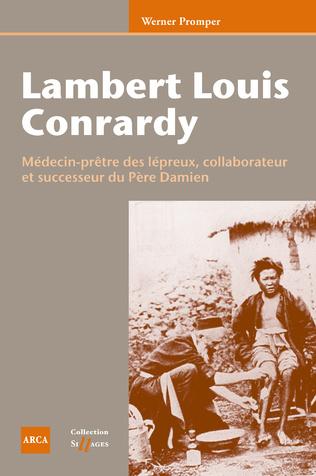 Couverture LAMBERT LOUIS CONRARDY