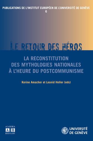 Couverture Le retour des héros