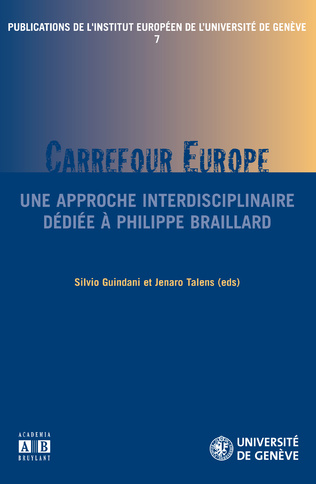 Couverture Carrefour Europe
