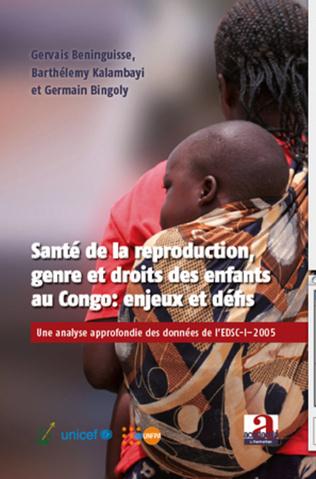 Couverture Santé de la reproduction, genre et droits des enfants au Congo : enjeux et défis