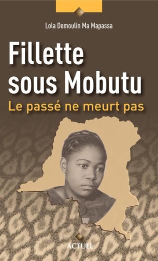 Couverture Fillette sous Mobutu