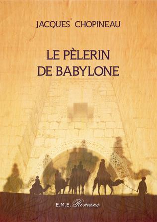 Couverture Le pelerin de Babylone