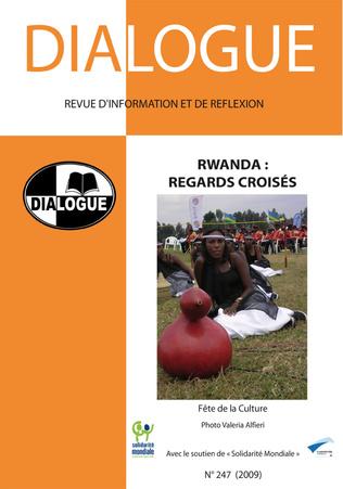 Couverture Rwanda : regards croisés