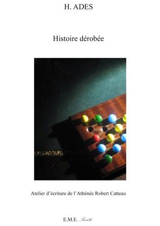 Couverture Histoire dérobée