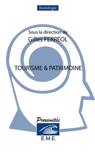 Couverture Tourisme et patrimoine