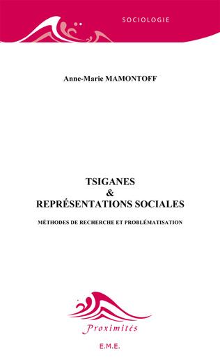 Couverture Tsiganes et représentations sociales