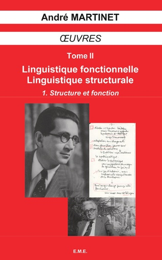 Couverture Oeuvres (Tome II, Volume 1)