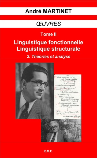 Couverture Oeuvres (Tome II, Volume 2)