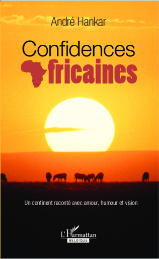 Couverture Confidences africaines