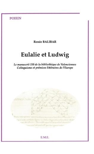 Couverture Eulalie et Ludwig