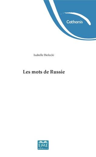 Couverture Les mots de Russie