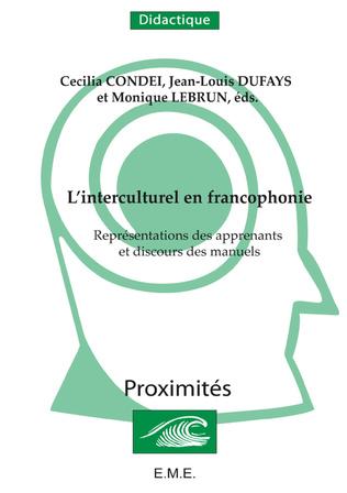 Couverture L'interculturel en francophonie