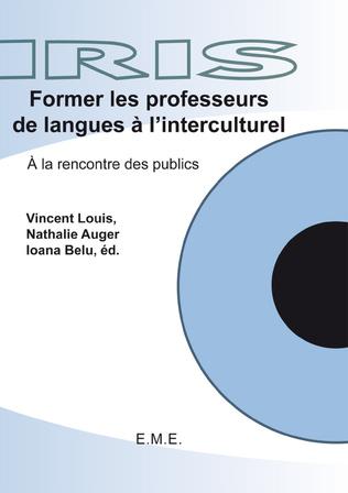 Couverture Former les professeurs de langues a l'interculturel