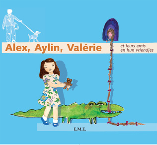Couverture Alex, Aylin, Valérie