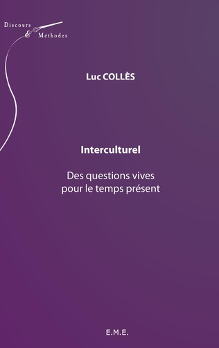 Couverture Interculturel : des questions vives pour le temps présent