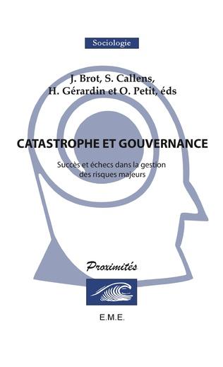 Couverture Catastrophe et gouvernance