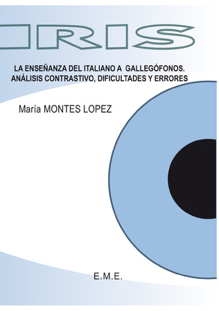 Couverture La ensenanza del italiano a gallegofonos
