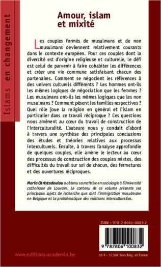 4eme Amour, islam et mixité