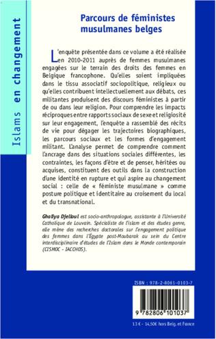 4eme Parcours de féministes musulmanes belges