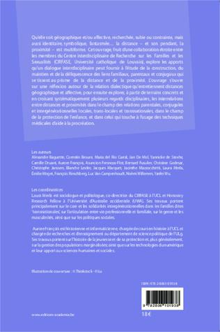 4eme Chapitre 3 - Coprésence physique, coprésence virtuelle et liens familiaux en situation migratoire