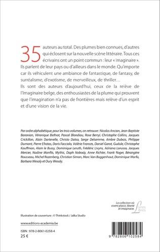 4eme La Belgique imaginaire (Tome 1)