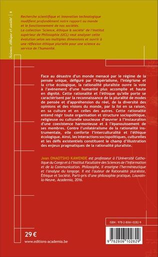 4eme Démocratie, Technoscience et Ecologie