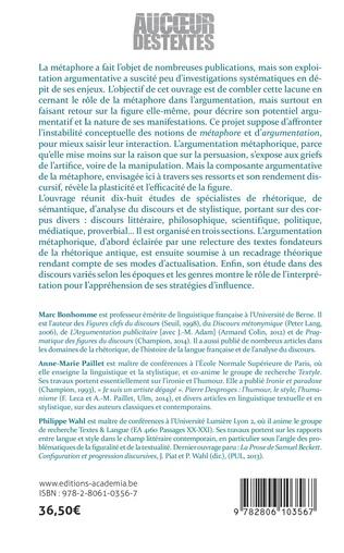 4eme Métaphore et argumentation