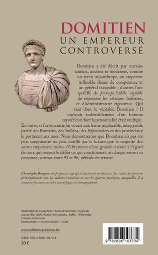 4eme Domitien: un empereur controversé