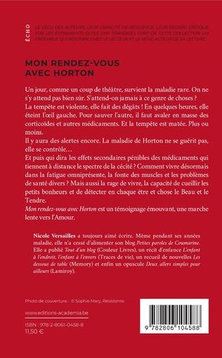 4eme Mon rendez-vous avec Horton
