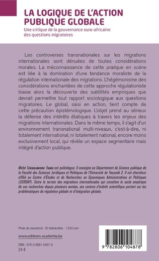 4eme La logique de l'action publique globale