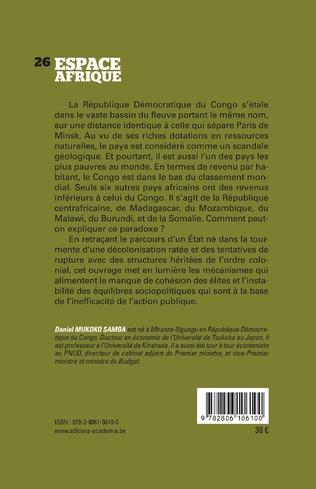 4eme Guérir le Congo du mal zaïrois