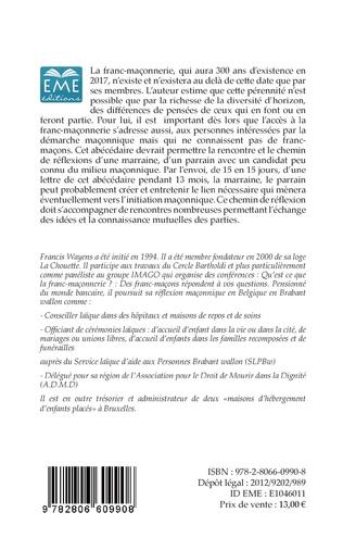 4eme Du Z a l'A bis... Abécédaire maçonnique