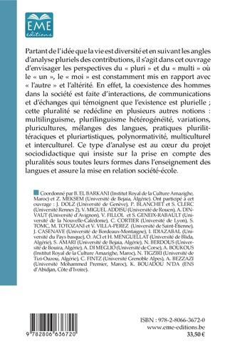 4eme Plaidoyer pour la variation